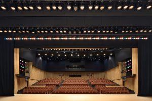 舞台-客席